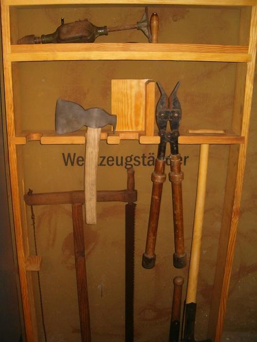 Музей-бункер госпиталь (Германия - Баден-Вюртемберг)