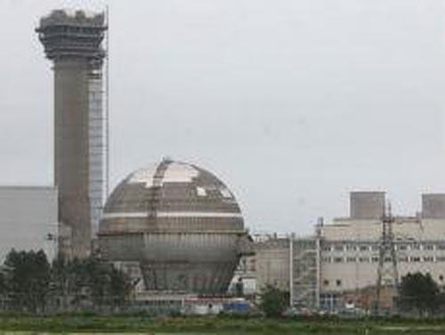 центре ядерных исследований Sellafield в графстве Камбрия