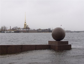 затопить Петербург