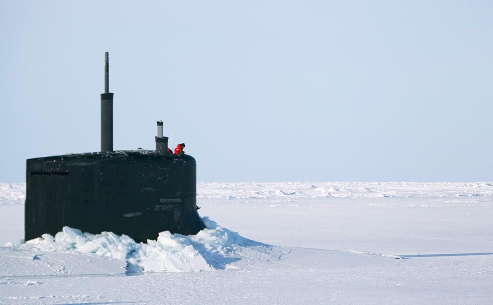 атомные подводные лодки россии на севере