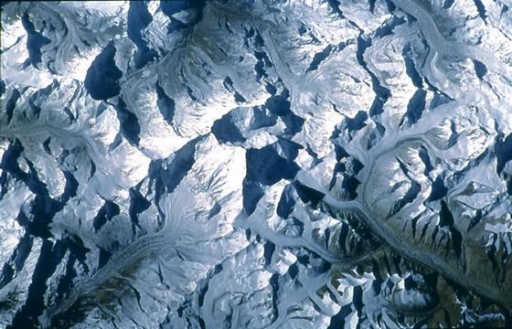 Три четверти гималайских ледников уменьшились в размере