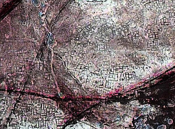 Спутники из космоса обнаружили 17 «потерянных» египетских пирамид