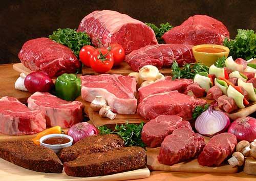 Старинные рецепты хранения мяса