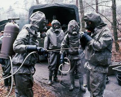 способы защиты от радиоактивного излучения