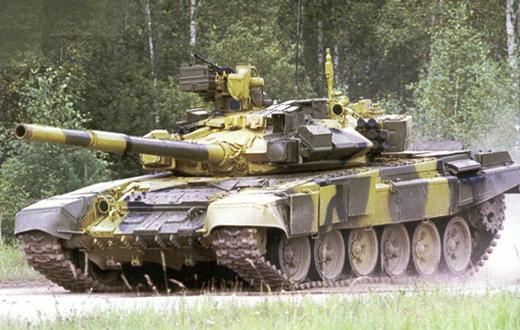 Т-72Б «Рогатка»