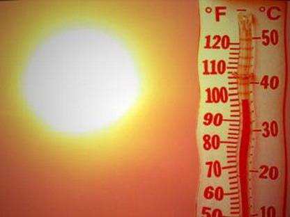 Солнце жарит Америку