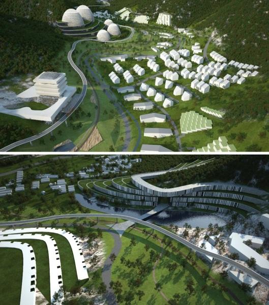 Китайцы проектируют Эко-города