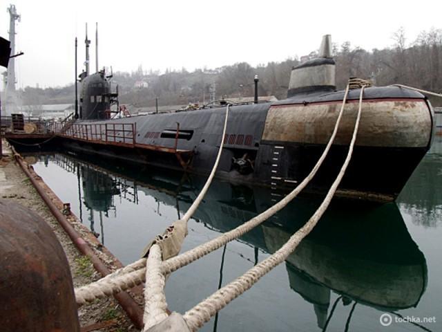 украинская подводная лодка запорожье что с ней