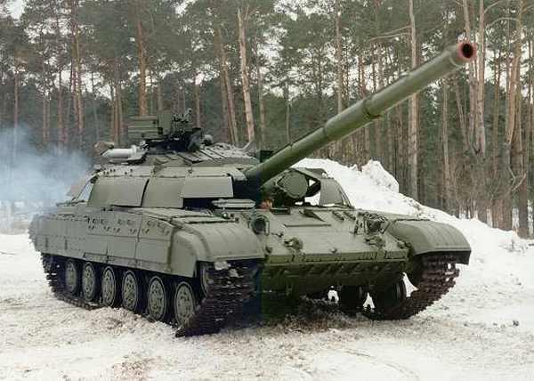НАТО просит Украину порезать все свои танки