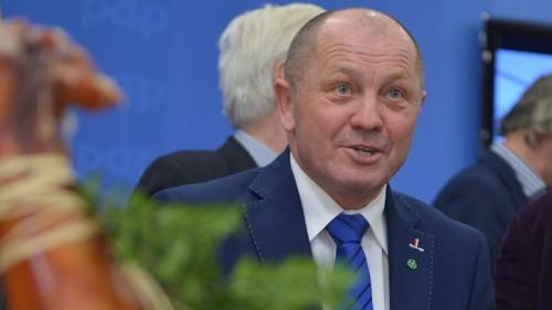 Министр сельского хозяйства Польши  Марек Савицкий