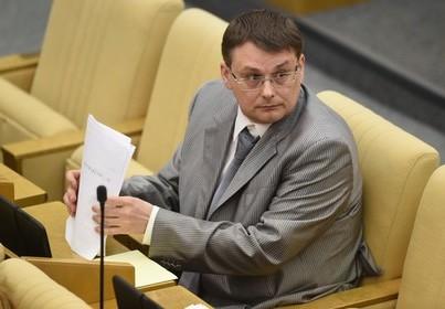 Депутат Госдумы от партии «Единая Россия» Евгений Федоров