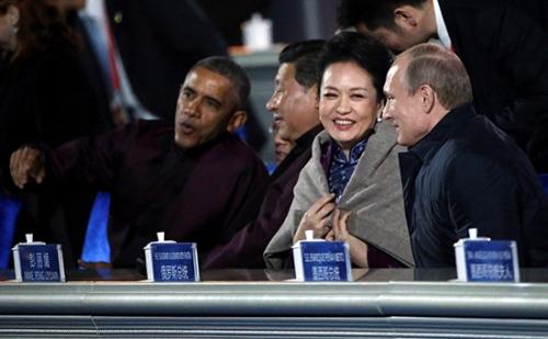 APEC LEADERS MEETING IN BEIJING