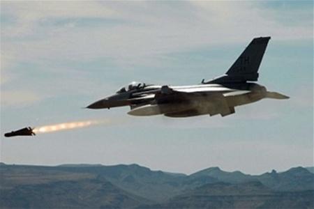 атака израильской авиации