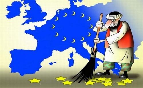 Будущий Европейский Халифат